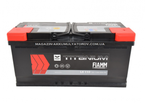 fiamm-titanium-l6-110аh-950а