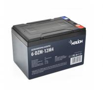 Тяговая батарея AGM MERLION 6-DZM-12M5 12V 12Ah на все виды электродвигателей