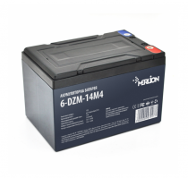 Тяговая батарея AGM MERLION 6-DZM-14M4 12V 14Ah на всех видов электродвигателей