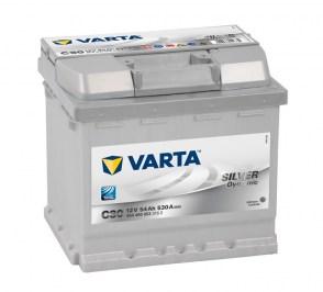 akkumulyator-Hyundai-Getz-FIAT-SKODA-varta-silver-dynamic-c30-54аh