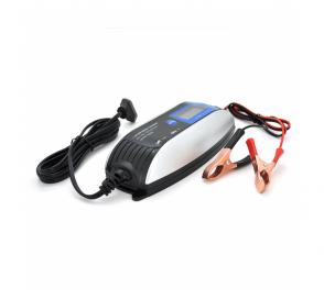 Зарядное устройство FOXSUR FBC061200840 6V(2-30Ah)/12V(4-100Ah) 6V/0.8A, 12V/4A