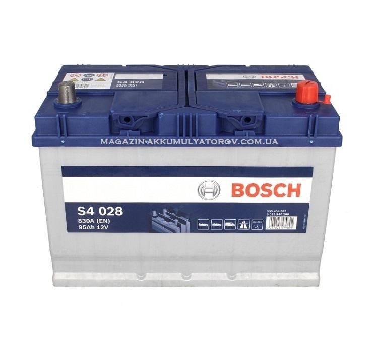 akkumulyator_bosch-s4-028-95-аh-830a_Lexus_Toyota_Land-Cruiser_Infiniti_Mitsubishi_Hyundai_Kia_Hummer