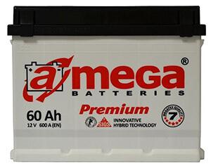 Автомобильные аккумуляторы А-МЕГА (A-Mega)