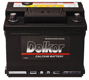 Автомобильные аккумуляторы Delkor (Делкор)