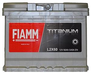 Автомобильные аккумуляторы FIAMM (Фиамм)