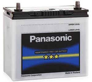 Автомобильные аккумуляторы Panasonic (Панасоник)