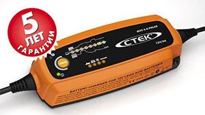 Зарядка для автомобильного аккумулятора CTEK