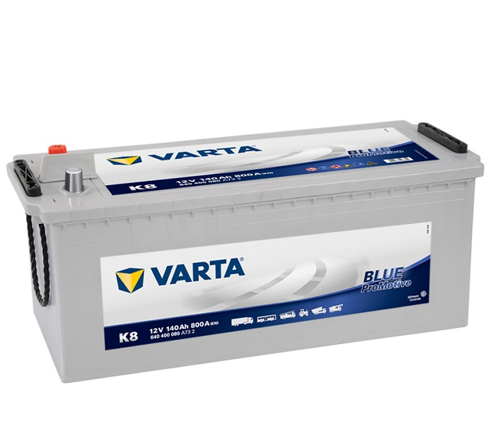 Купить Varta Promotive Blue K8 140Аh 800A