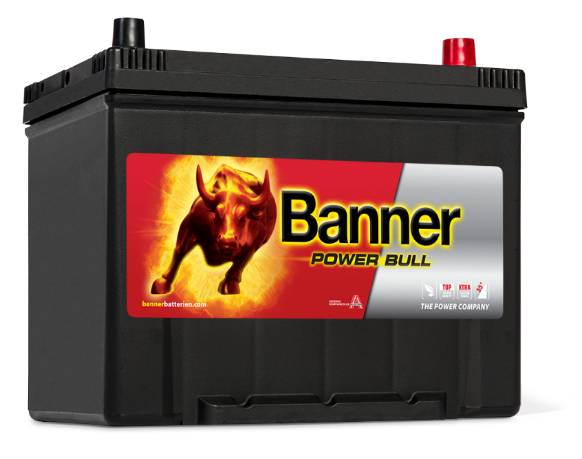 Купить BANNER POWER BULL P70 29 12v 70Ah 600A