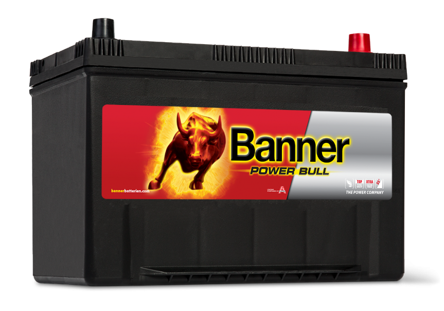 Купить BANNER POWER BULL P95 04 12v 95Ah 740A