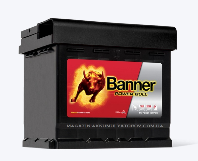 Купить Banner Power Bull P50 03 50Ah 450A